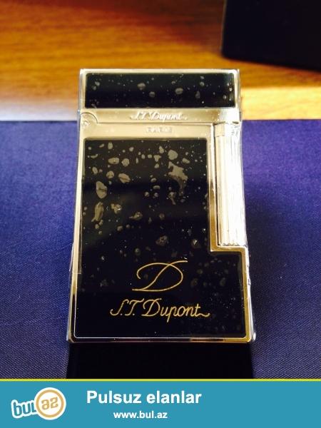 Dupont zajigalka. 1:1 kopyadi.