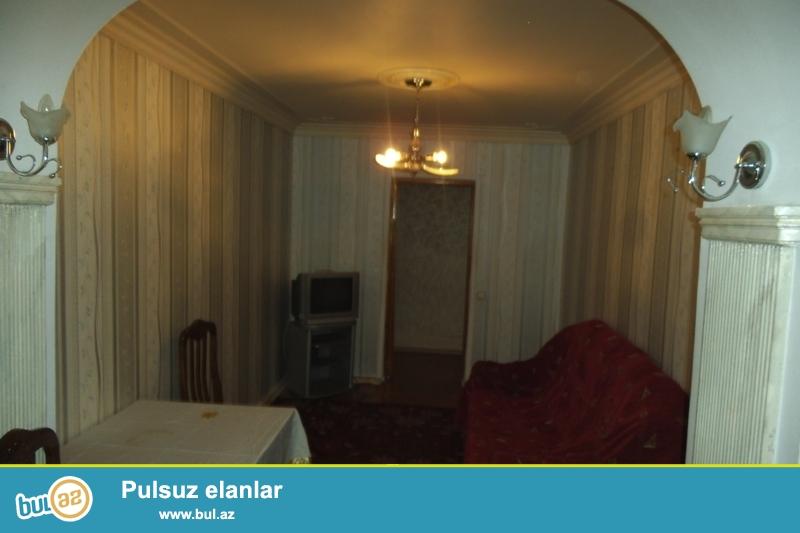 "Cдается 2-х комнатная квартира, в районе метро Элмляр Академиясы,около телеканала ""Спейс""..."