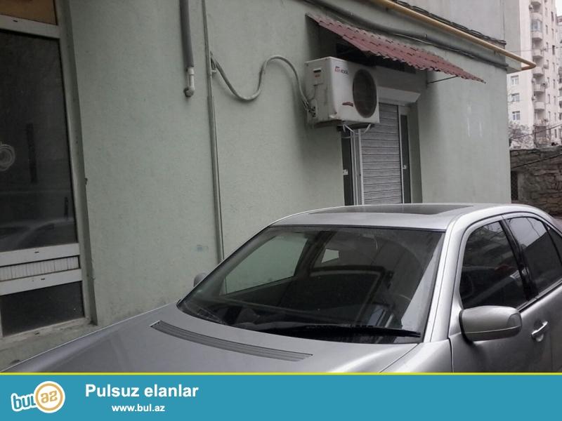 Сдается пустое помещение под офис по улице Инглаб и пересечении улицы Папанин...