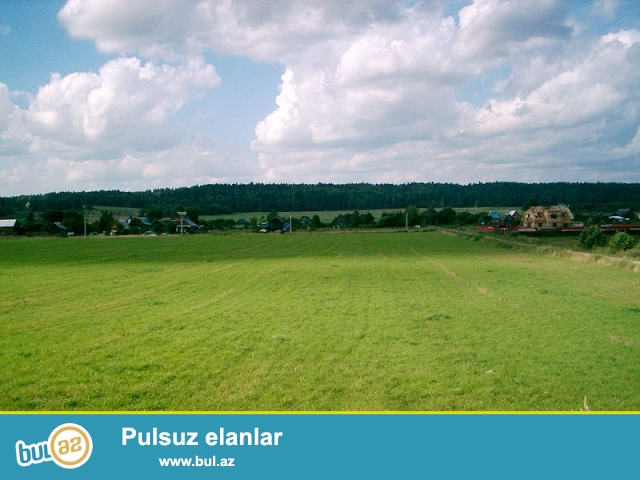 Gence şəhəri avtozavod qesebesinde (yeni avtovagzal teref) tecili 4 sot torpaq satilir...