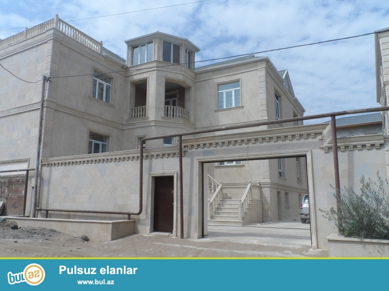 Ünvan: Badandar, I yaşayış massivi, VI döngə, 363 saylı ev...