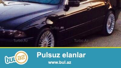 BMW диски и покрышки R18. 4-шт.ALPİNA...