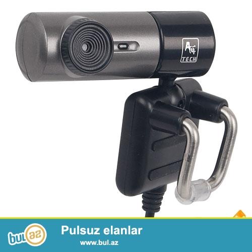Web Camera A4tech pk-835 (yeni) <br /> <br /> Sheher ichi chatdirilma + 2 azn<br /> <br /> Rayonlarada gonderilir...