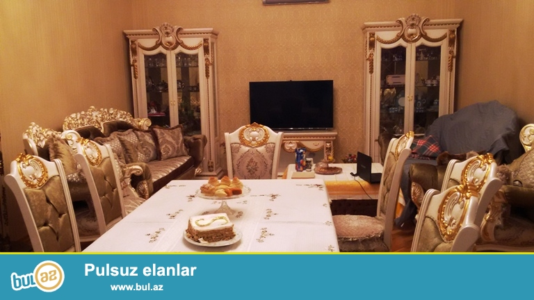 """Сдается 8 комнатный частный дом в поселке Патамдарт, рядом с рестораном """"Гелин Гая""""..."""