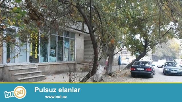 Kaspian plazanin arxasinda tikilmis eks-lahiyali das binada obyekt satilir...