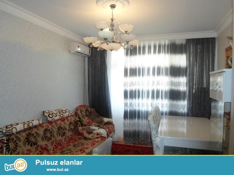 DƏYƏRİNDƏN AŞAĞI!!! QAZLI YENİ TİKİLİ!!! Binəqədi rayonu, 9 mkr, Sona və Üzeyir şadlıq sarayları yaxınlığında 12/19 ümumi sahəsi 55 kv...
