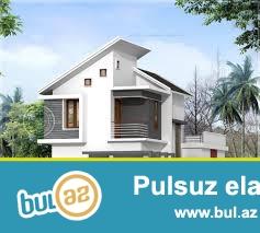 Salyanda (Arbatan) 10 sotun daxilinde 130-140 kvadrat 4 otaqli kursulu heyet evi satiram...