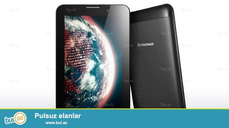 Yeni 7 diaqonal gozel dizayn Lenovo Planseti. <br /> 4Nuveli Procesor...