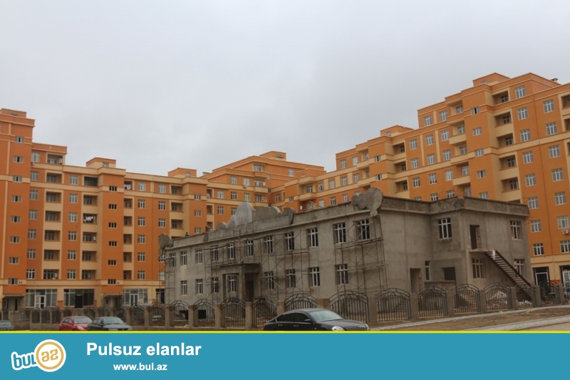 Abşeron rayonu, Masazır qəsəbəsi, Yeni Bakı Yaşayış kompleksində 2/9 ümumi sahəsi 90 kv...