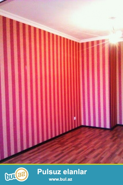 "Сдается 2-х комнатная квартира  в новостройке, в Ени Ясамал, рядом с ""Бизим"" маркетом..."