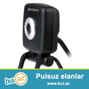 Web Camera A4tech pk-836F (yeni) <br /> <br /> Sheher ichi chatdirilma + 2 azn<br /> <br /> Rayonlarada gonderilir...