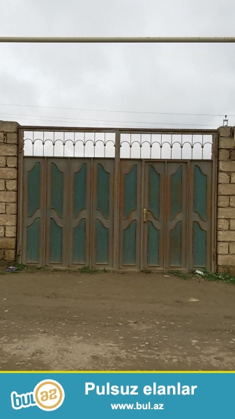 Xirdalanda 3 sot senedli torpaq sahesi satilir (Suu qaz isig daimidir) Qiymet razilasma yolu ile Elaqe:0515287788
