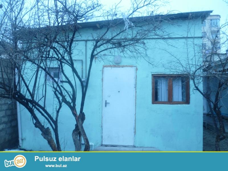 sabunçuda aeroport yolunun üstündə 2otaqlı ev kirayə verilir...