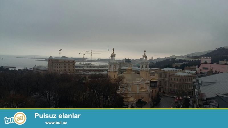 Cдается готовый офис в самом центре города, около метро Ичеришехер...