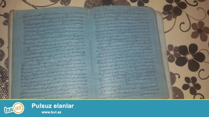 Dinə aid kitablar satıram.Fars və ərəb dillərindədir...