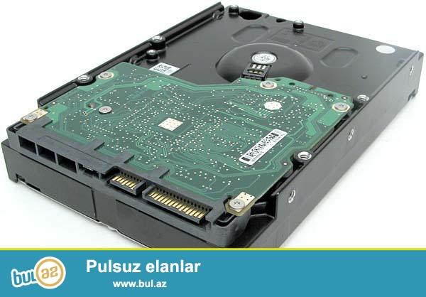 PC üçün hard disk, 500GB. Təzədir. Qiyməti 50azn...