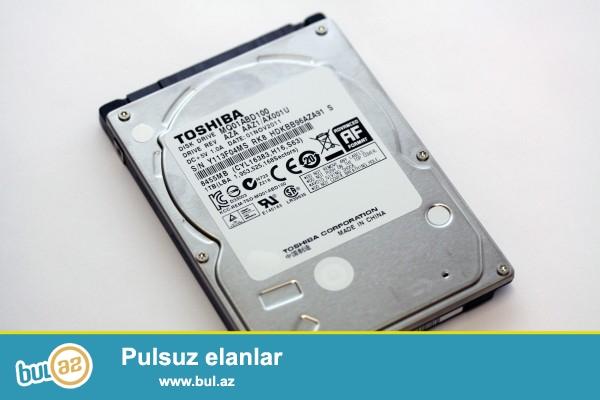 Notebook hard diskleri 2.5 sata 1 TB (yeni)<br /> <br /> Sheher ichi chatdirilma + 2 azn<br /> <br /> Rayonlarada gonderilir<br /> <br /> Tel: (050) 227 27 55<br /> <br /> Skype: toptan...