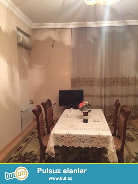 Сдается 2-х комнатная квартира в престижной новостройке,в центре города, около метро Нариманова...