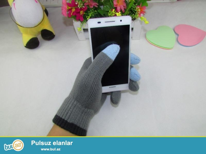 Перчатки для сенсорных телефонов ...