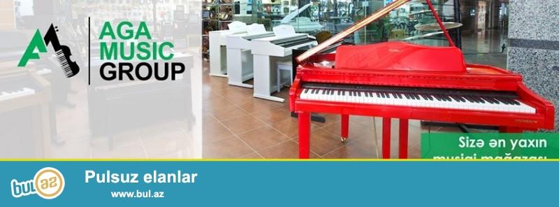 Aga Music Group\\\\\\\\\\\\\\\'da Siz dünyaca məşhur markaların istənilən musiqi alətlərini, studio, professional səs və işıqlandırma avadanlıqlarını tapa bilərsiniz! Mağazalarımızda olan keyfiyyətli məhsulların satışını sərfəli qiymətlərlə həyata keçiririk...