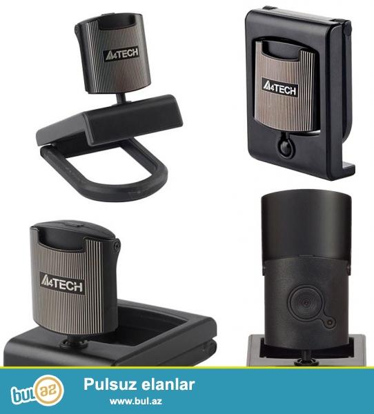 Web Camera A4tech pk-770 (yeni) <br /> <br /> Sheher ichi chatdirilma + 2 azn<br /> <br /> Rayonlarada gonderilir...