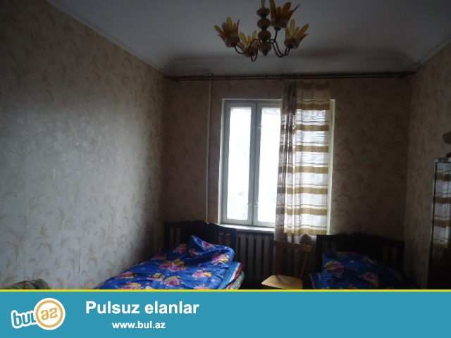 Sebail rayonu Uzeyir Hacibeyli kucesinde 14 mertebeli binada 2 otaqli orta temirli menzil kiraye verilir...