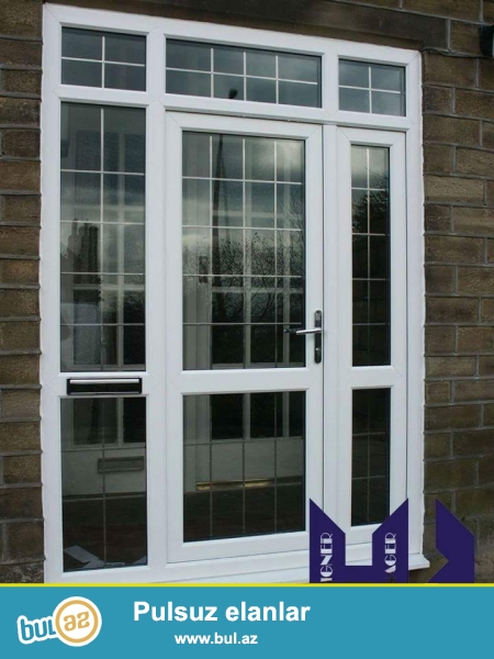 VEKA Plastik ve aliminium qapi-pencereleri<br /> 20 il zemanetle<br /> Istenilen formada siferisleri vere bilersiz<br /> VEKA pencereleri icinde 1...