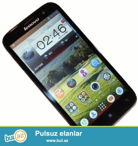 Lenovo A850 (qara) YENI (pulsuz chatdirilma)<br /> <br /> Emeliyyat sistemi: Android OS, v4...