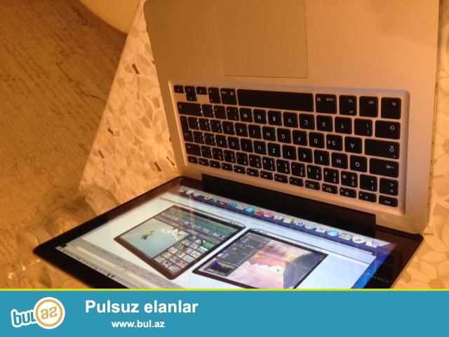 Salam MacBook Pro  satıram. Almaniyadan almışam<br /> Processor: 2...
