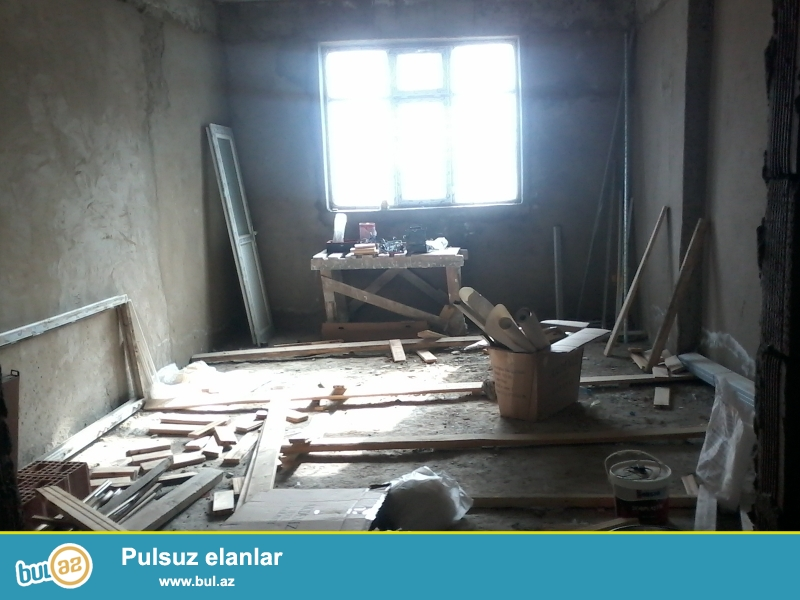 Продается полноценная 3-х комнатная квартира в престижной новостройке около метро Ахмедли...