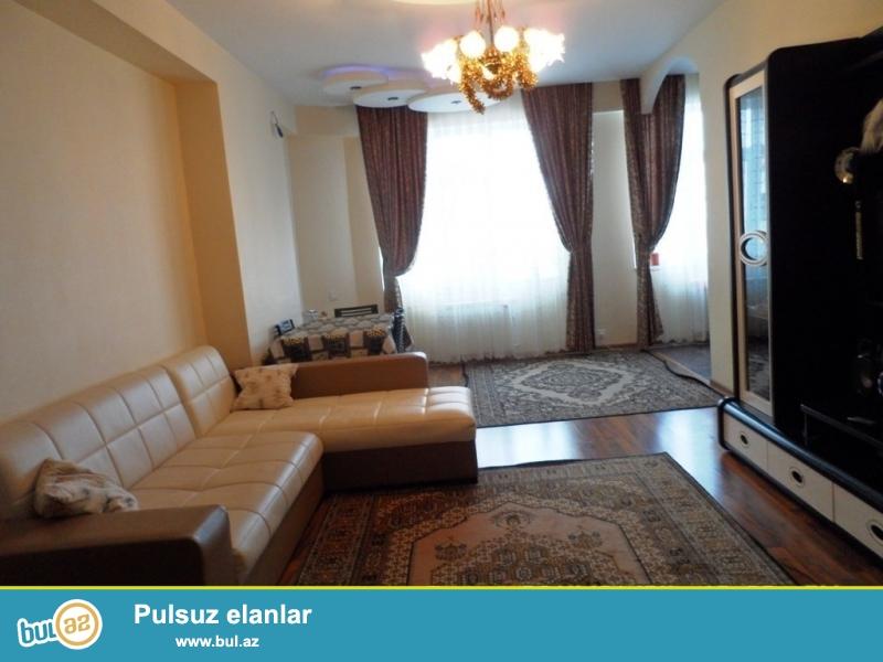 Очень срочно! На Хатаи вблизи посольства Белоруссии  продается 2-х комнатная квартира  нового строения  4/16, площадью 81 квадрат, Квартира  с супер евро ремонтом  и красивой панорамой, полностью обставленная мебелью, средний блок...