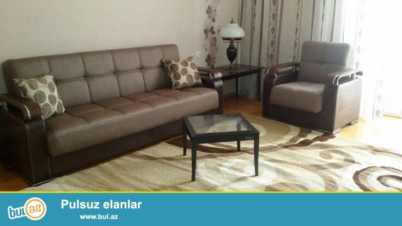 Сдается 3-х комнатная квартира в центре города, около Меди Клаба...