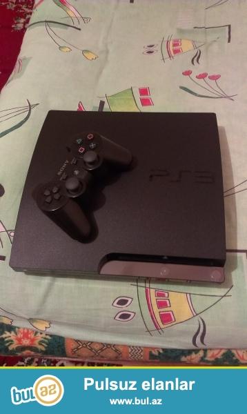 Playstation 3 slim prowivkali, ev weraitinde iwlenib, ela veziyetdedi...