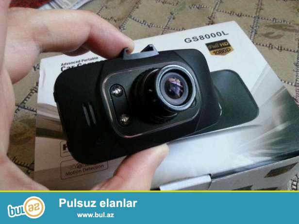 Video Regitsrator GS8000L  (yeni)<br /> <br /> Sheher ichi chatdirilma + 2 azn<br /> <br /> Rayonlarada gonderilir...
