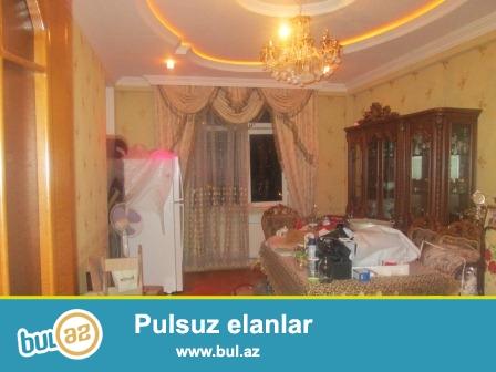 **РУФАТ*АЙНУР**  Продается  3-х  комнатная квартира  (2переделена в 3)  около   Папанинского моста , нового  строения ,   90кв...