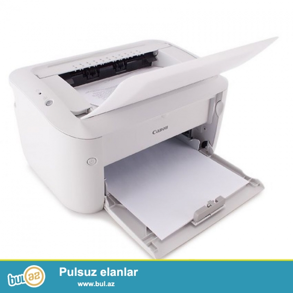 принтер для дома, небольшого офиса<br /> черно-белая лазерная печать до 18 стр/мин<br /> макс...