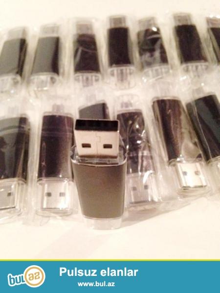 64GB USB Flash Drive. Yeni OTG texnologiyası ilə...