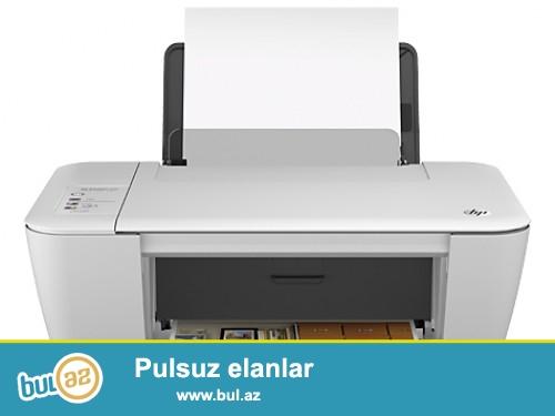 Printer HP 1510 3u-1de Rengli (yeni) <br /> <br /> printer+skaner+kserokopiya<br /> <br /> Sheher ichi chatdirilma + 2 azn<br /> <br /> Rayonlarada gonderilir...