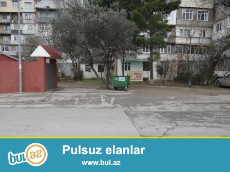 Binəqədi r., 9-cu mikrorayonda birinci mərtəbə və zirzəmidən ibarət obyekt satılır...