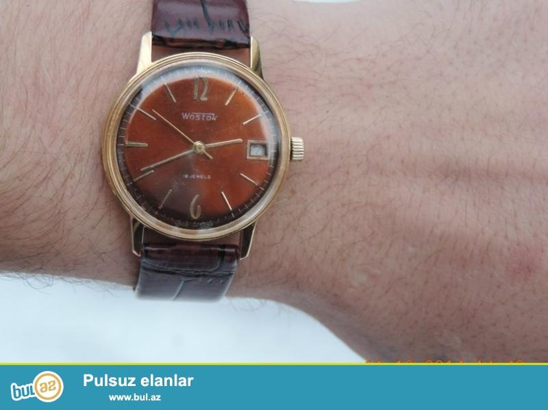 1955-1970ci illerin antikvar sovet saatlari satilir...