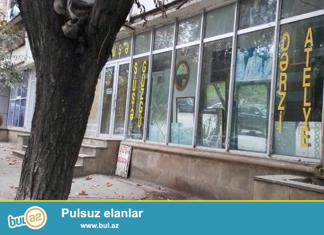 Kaspian plazanin arxasinda eks-lahiyali das binada obyekt satilir...