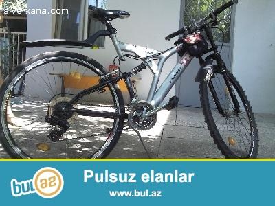 almaniyadan getirilen ve almaniyada istehsal olunan velosipeddi...
