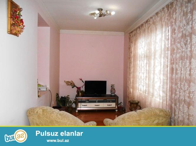 Сдается 4-х комнатная квартира около метро Нариманова...