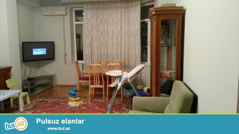 Сдается 3-х комнатная квартира в престижной новостройке,в центре города, около Насиминского рынка...