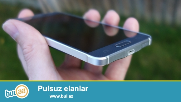 Samsung Galaxy Alpha varimdi 1 heftedi alinib barter edirem ancag teze formada ela vezyetde olan iphone 5s ve ya 5s gold ile whatsappda yazin