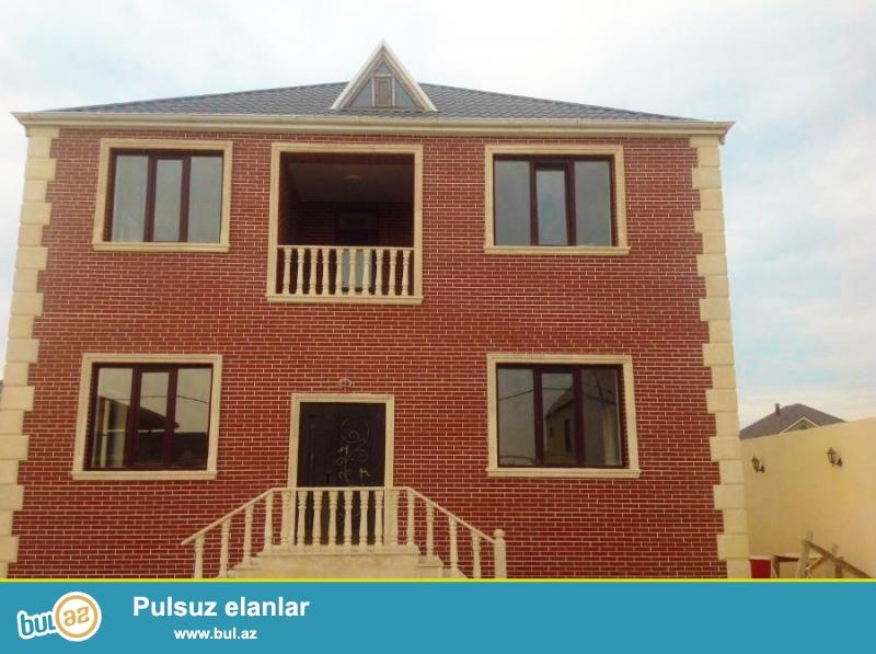 **РУФАТ*АЙНУР** Продается загородный дом-дача в Шувелане, расположенная на 6ти сотах, дом новопостроенный 2-х этажный, 250 кв м, на 1м этаже: Зал 40 кв...
