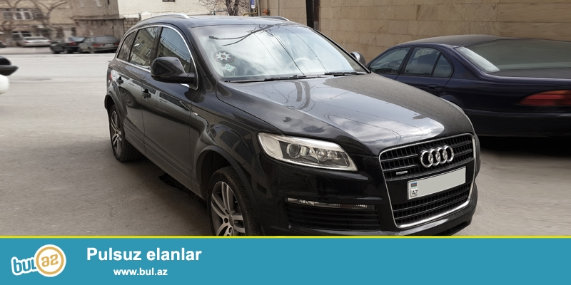 Audi Q7 S-Line (original)<br />