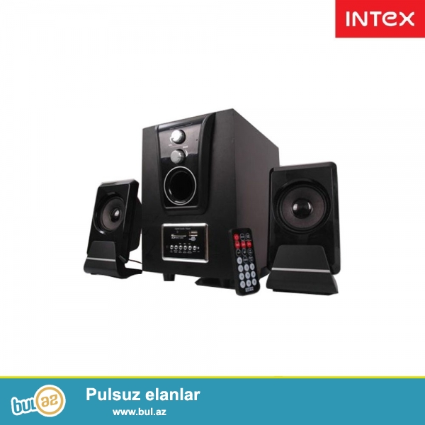 Kalonka Intex IT-2425beats (yeni) Komputer ve DVD uchun<br />