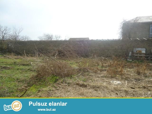 Fizuli Sabunçu rayonu Kürdəxanı qəsəbəsində 24 sot torpaq sahəsində 3 otaqlı ev satılır...