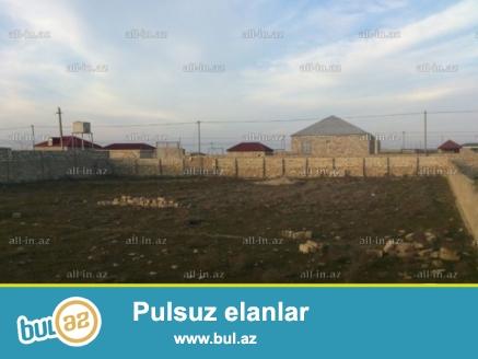 Türkan qəsəbəsi,köhnə məscidin yanında,dənizdən 300 metr aralı,dörd tərəfdən beş daş hasarla hasara alınmış 12 sot torpaq sahəsi satılır...